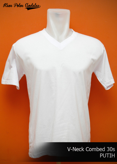 Kaos Polos Shirt Distro Terbaik