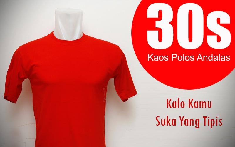 kaos-polos-30s