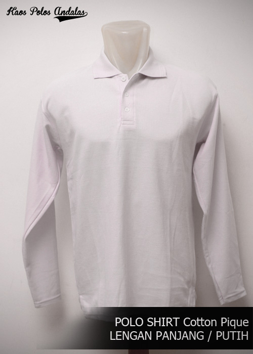 Kaos Polos Kerah Polo Shirt Polos Lengan Panjang Grosir Kaos Polos Paling Murah Dan Lengkap